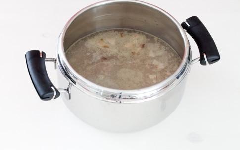 Preparazione Zuppa d'orzo - Fase 2