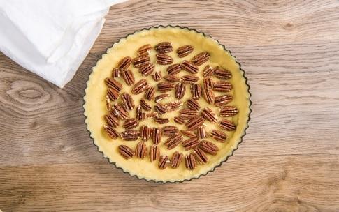 Preparazione Crostata di noci all'arancia - Fase 3