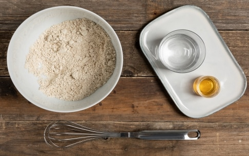 Preparazione Frittelle di castagne - Fase 1