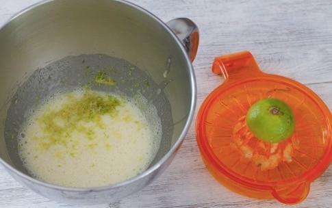 Preparazione Crostata al limone - Fase 1