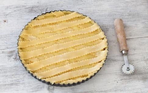 Preparazione Crostata al limone - Fase 4