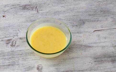 Preparazione Crostata al limone - Fase 2