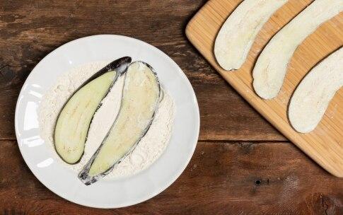 Preparazione Parmigiana di melanzane - Fase 3