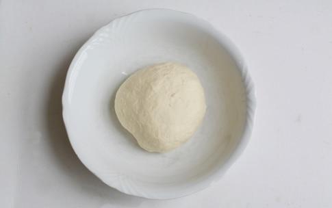 Preparazione Pizzelle con parmigiano - Fase 1