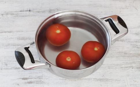 Preparazione Ditalini al tonno, pomodoro e erbe aromatiche - Fase 1