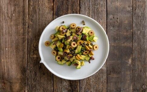 Preparazione Insalata di avocado - Fase 2