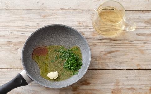 Preparazione Insalata di polpo freddo e melanzane - Fase 2