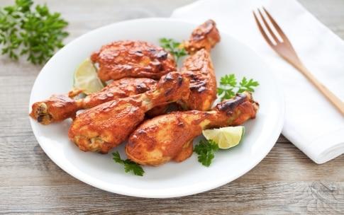 Preparazione Pollo Tandoori - Fase 4