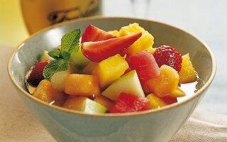 Spumante alla frutta