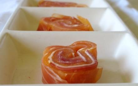 Sfogliatina di melone e Parma