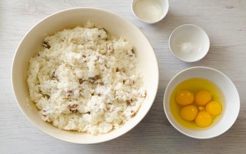 Preparazione Frittelle di riso - Fase 1