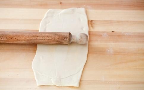 Preparazione Pasta sfoglia rapida - Fase 6