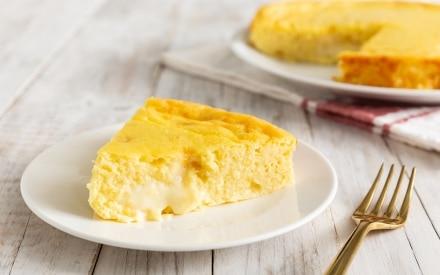 Torta di patate al taleggio e parmigiano