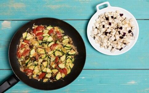 Preparazione Cous cous di verdure - Fase 1