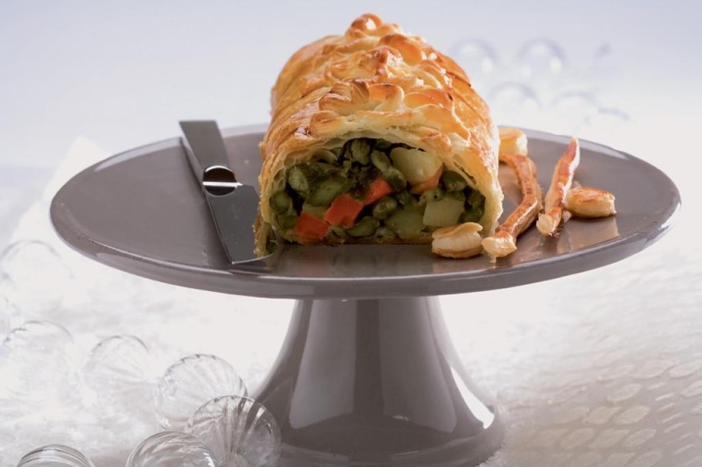 Ricetta strudel vegetariano cucchiaio d 39 argento for Cucinare vegetariano