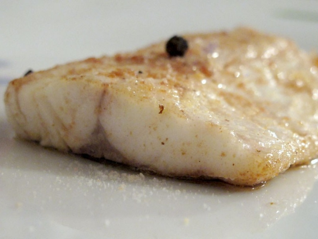 Filetto di branzino alla paprika