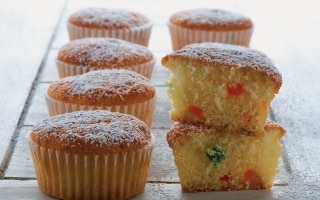 Piccoli cakes canditi