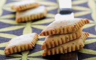 Biscotti ai semi di papavero