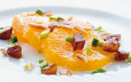 Insalata d'arance bionde siciliane