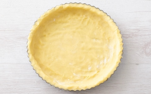 Preparazione Crostata alla crema e mele caramellate - Fase 1