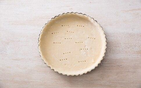Preparazione Crostata di pere con crema mandorlata - Fase 2