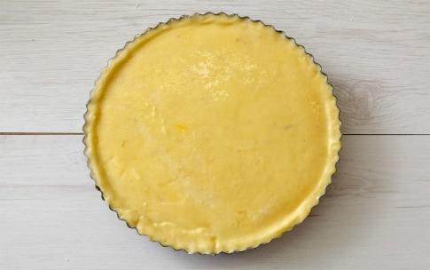 Preparazione Crostata con crema di mandorle e spicchi di limone - Fase 7