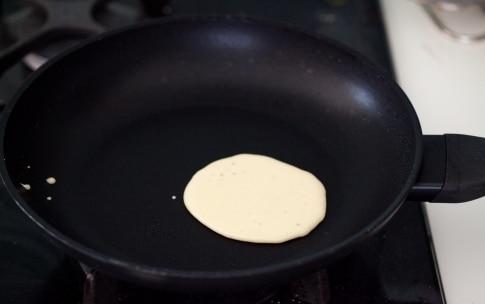 Preparazione Pancake - Fase 2