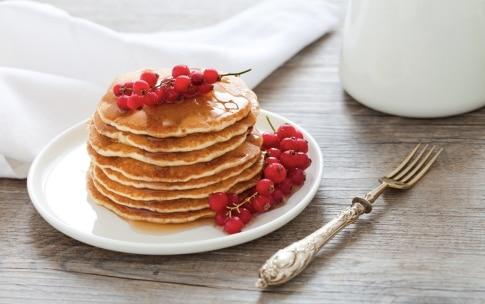 Preparazione Pancake - Fase 3