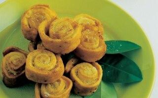 Rondelle fritte al limone
