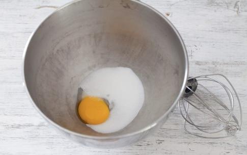 Preparazione Crostata di ricotta e uvetta - Fase 1