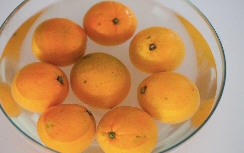 Preparazione Marmellata di arance - Fase 1