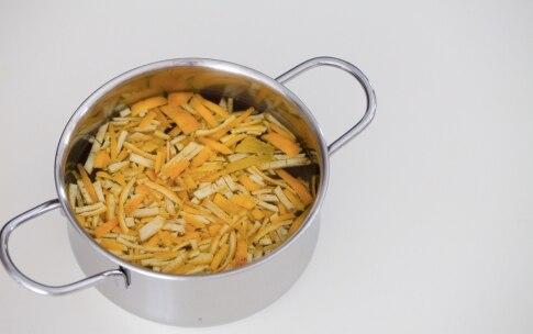 Preparazione Marmellata di arance - Fase 2