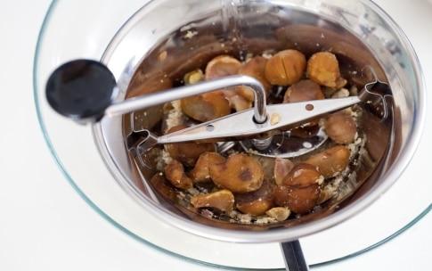 Preparazione Confettura di castagne - Fase 1