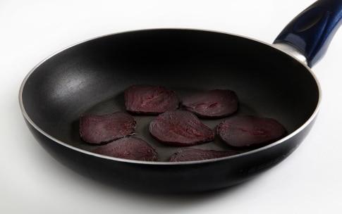 Preparazione Linguine di farro alle capesante, fagiolini e rapa rossa - Fase 4