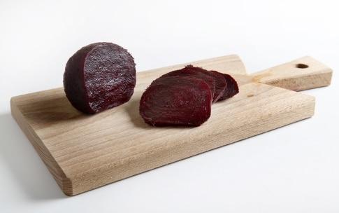 Preparazione Linguine di farro alle capesante, fagiolini e rapa rossa - Fase 3