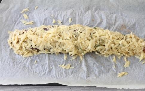 Preparazione Filetto di tonno in crosta - Fase 3