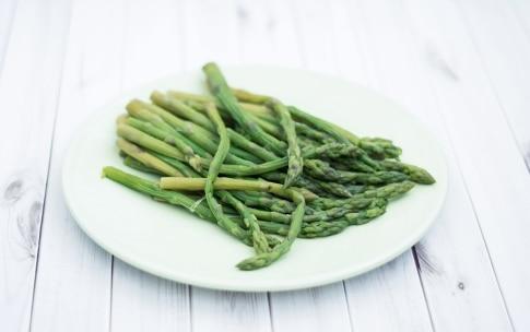 Preparazione Quiche agli asparagi - Fase 1