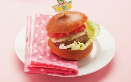 Mini hamburger filanti