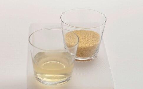 Preparazione Il primo cuscus mediterraneo - Fase 1