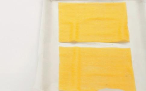 Preparazione Lasagne con melanzane, ricotta e basilico - Fase 2