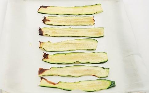 Preparazione Pasta alla Norma con le zucchine - Fase 2