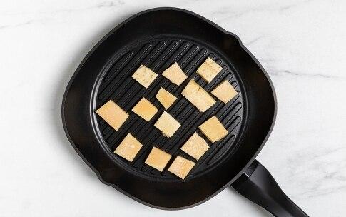 Preparazione Croste di Grana Padano DOP alla piastra - Fase 2