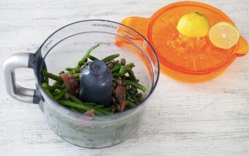 Preparazione Antipasto di uova sode ripiene - Fase 2
