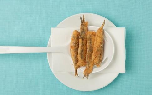 Preparazione Cotolette di sardine - Fase 3