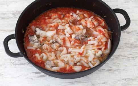 Preparazione Pasta al nero di seppia - Fase 1