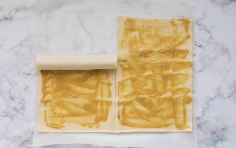 Preparazione Rustici ai würstel - Fase 1