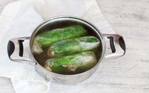 Preparazione Salmone con ragù di zucchine - Fase 7