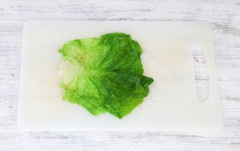 Preparazione Salmone con ragù di zucchine - Fase 4