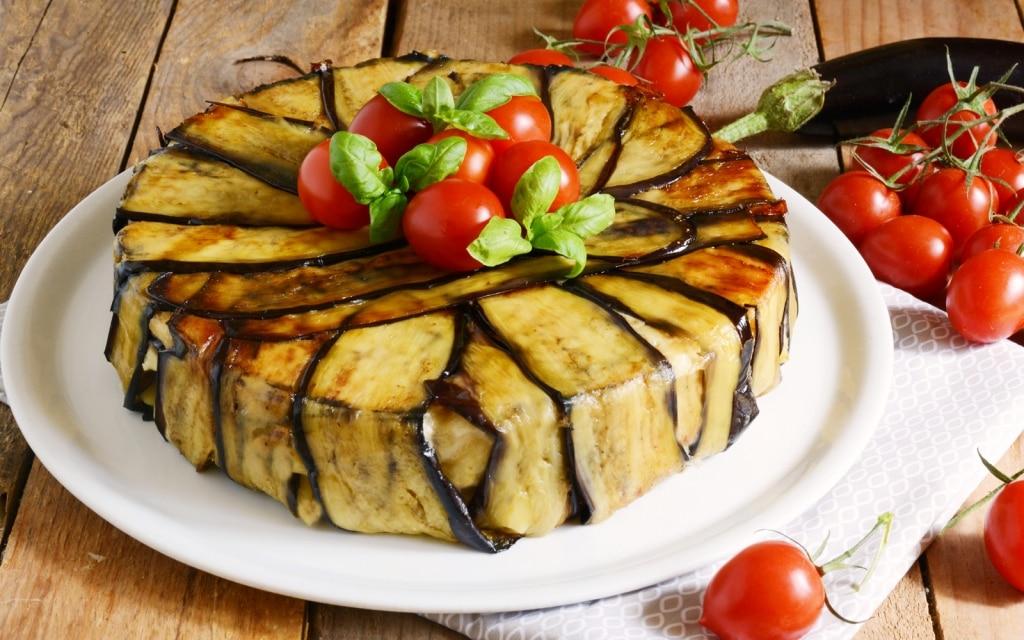 Ricetta sformato di pennette e melanzane cucchiaio d 39 argento for Melanzane ricette