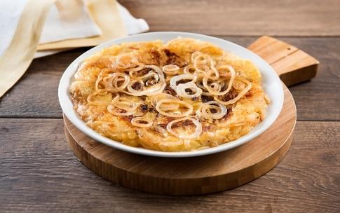 Preparazione Tortino di polenta e patate - Fase 3